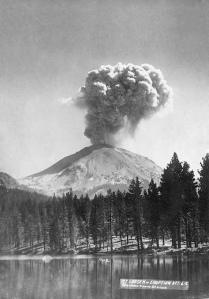mt lassen volcano