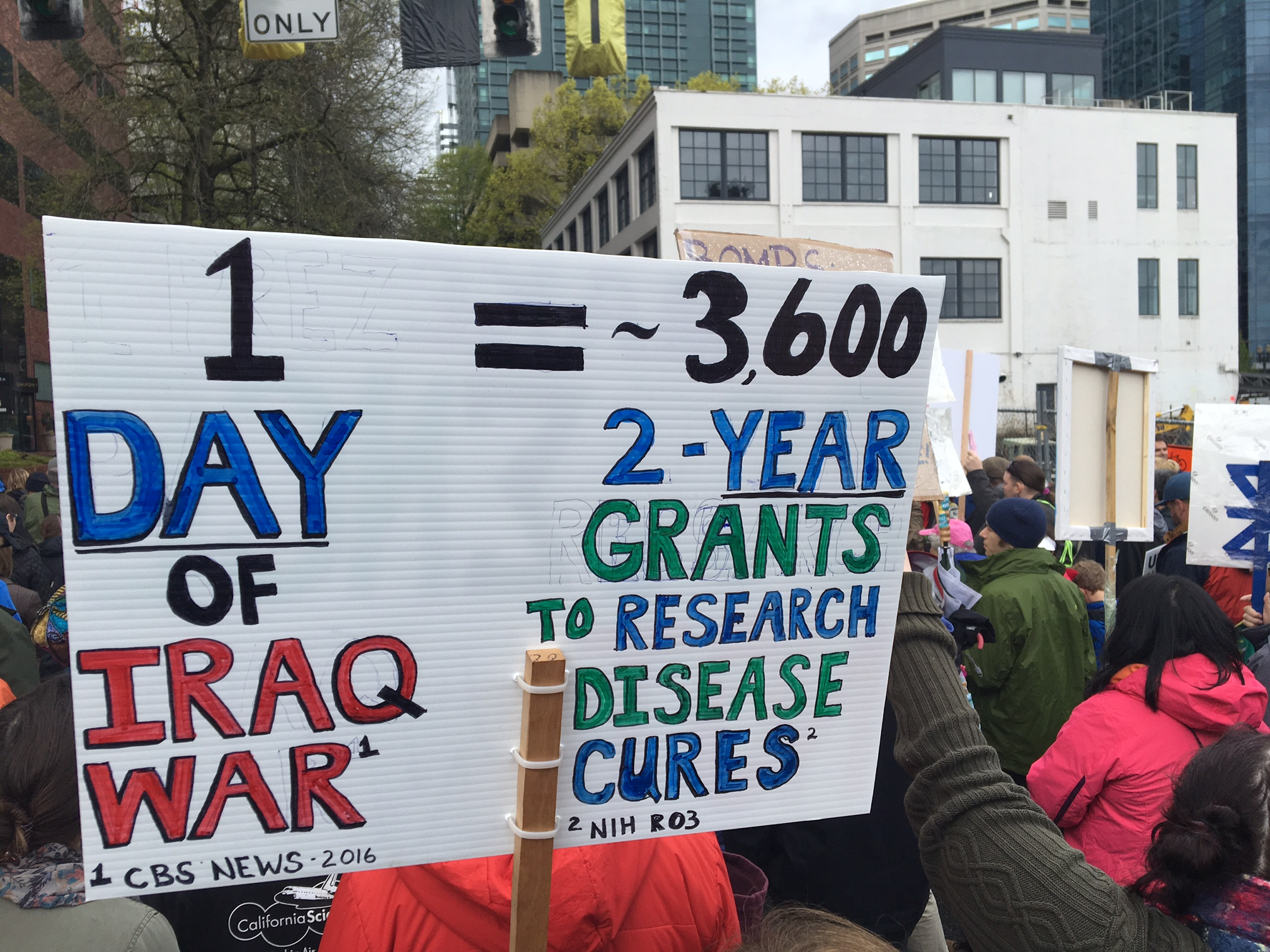 MArch for Science1