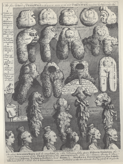 William_Hogarth_-_The_Five_Orders_of_Perriwigs